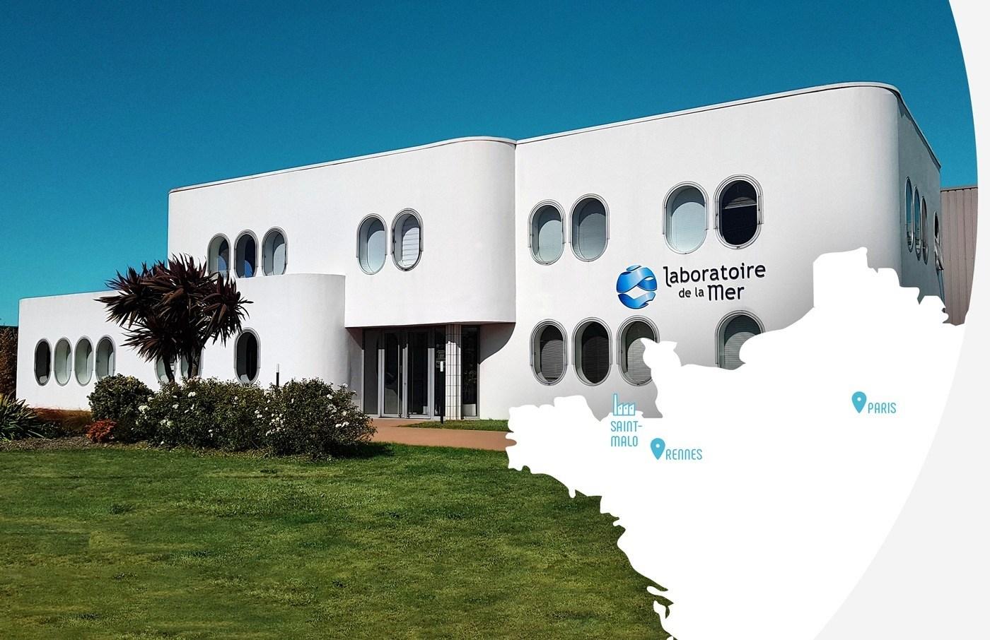 Laboratoire De La Mer Healthcare Products With Marine Active Ingredients